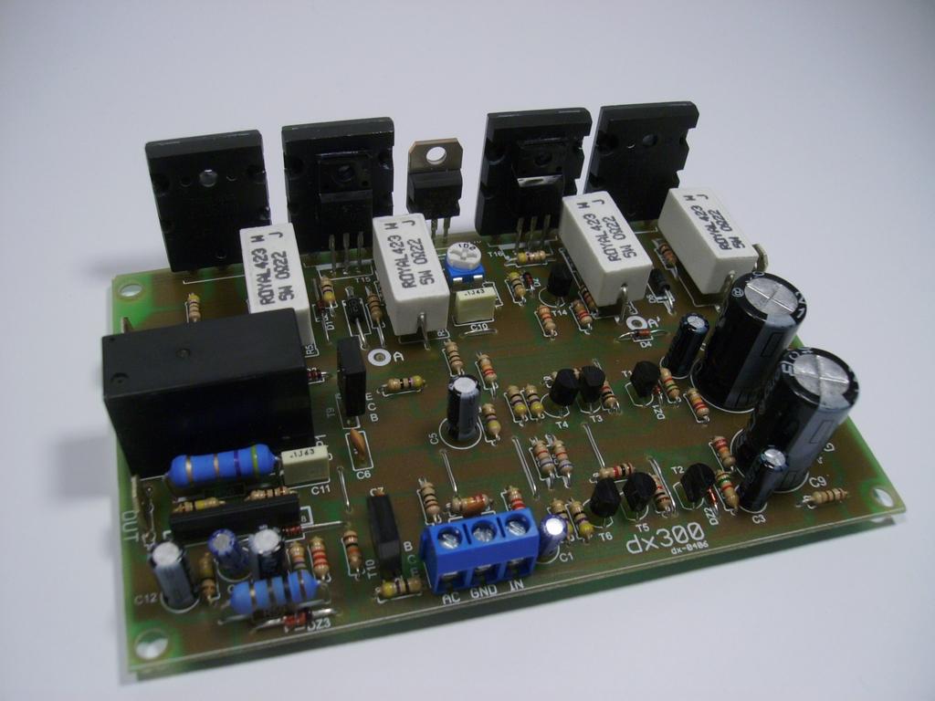 dx300B